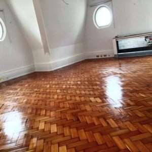 Herringbone Floor Restoration London