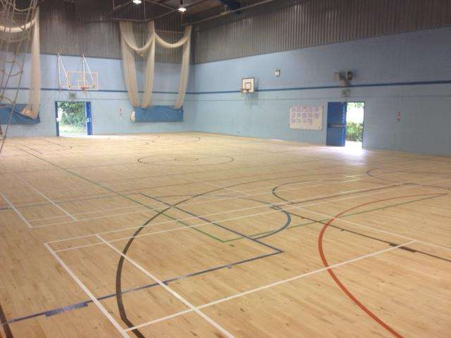 Merton School Sports Hall