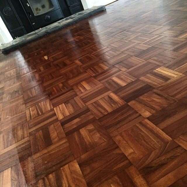 Commercial Floor Restoration Services