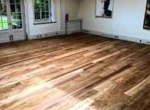 Gallery Floor Restoation in Chelsea, London