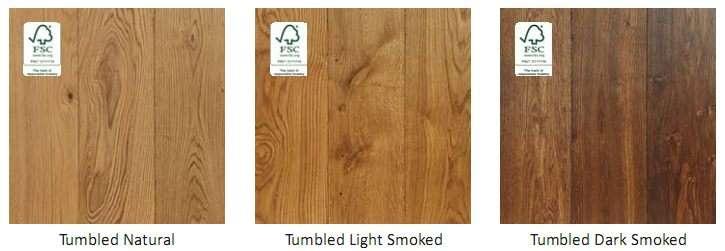 Hardwood Floor Colour Swatch 1: Hardwood Flooring London