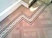 Wooden Floor Border