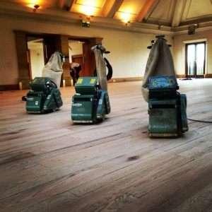 Floor Sanding Wood Floor Restoration London