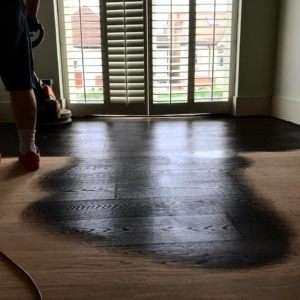 Professional Floor Staining Services