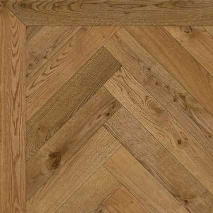 Herringbone Bespoke Wood Flooring