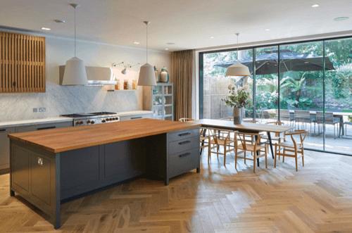 Bespoke Wood Flooring North London