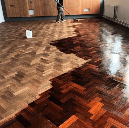 Floor Restoration North London