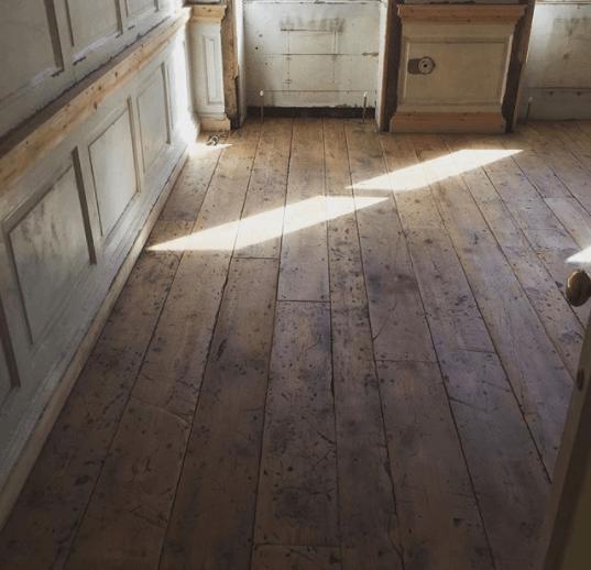 Floor Sanding work in Islington, North London
