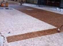 Bam Construction Warehouse Floor Sanding