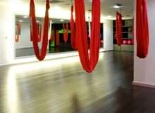 Virgin Active Gym Floor Sanding