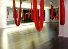 Virgin Active Gym Floor Sanding