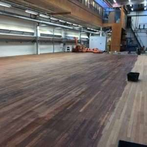 Commercial Floor Sanding London