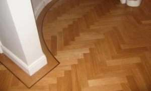 Wooden Flooring Simple Border