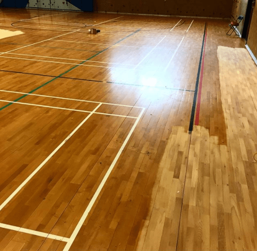 Commercial Floor Maintenance West London Fulham